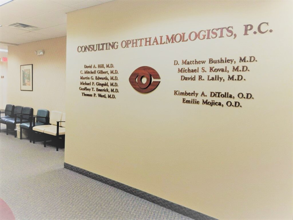 Consulting Ophthalmologists Office